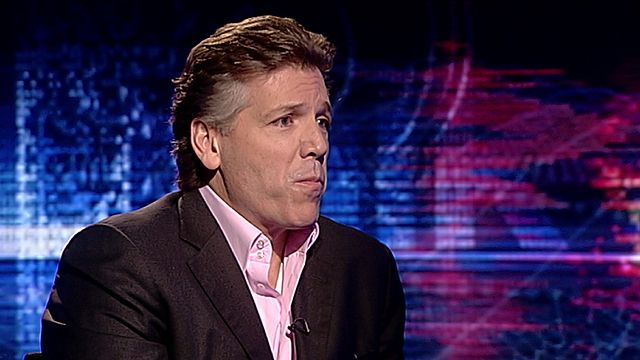 Opera singer, Thomas Hampson