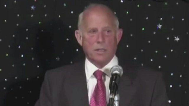 MEP Godfrey Bloom