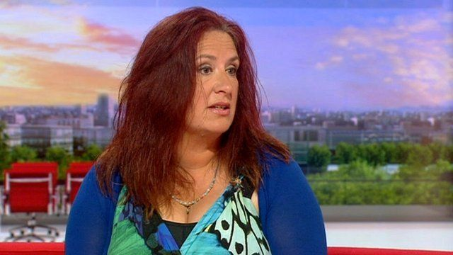 Charron Pugsley-Hill, aunt of Ciara Pugsley who committed suicide after online abuse