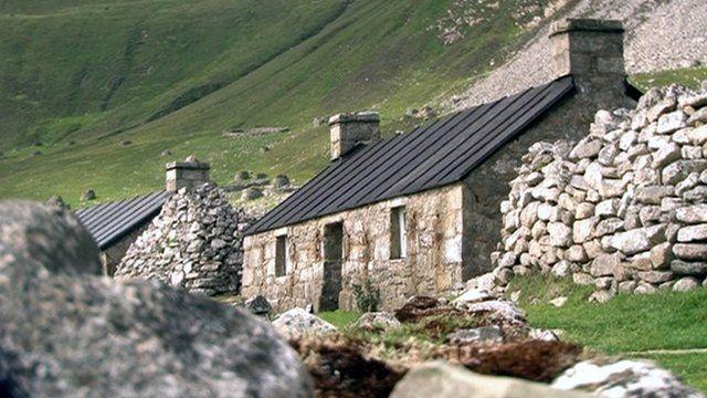 Village on St Kilda