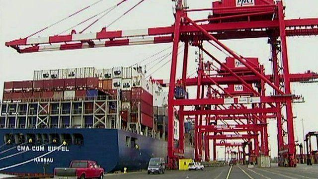 Japanese port