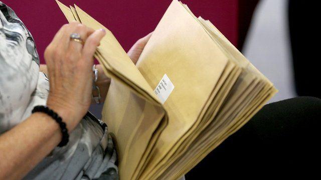 A-level envelopes