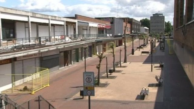 Bracknell town centre