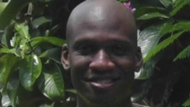 Aaron Alexis, shown in a handout photo