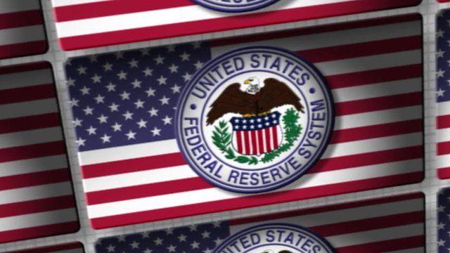 US Fed Reserve logo