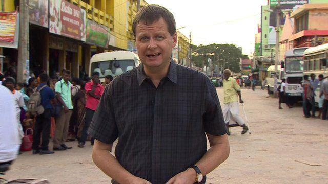 Charles Haviland explains the Sri Lankan elections