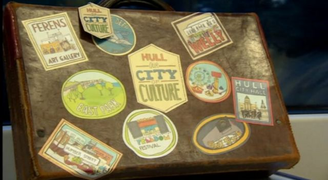 Hull's City of Culture bid in a suitcase