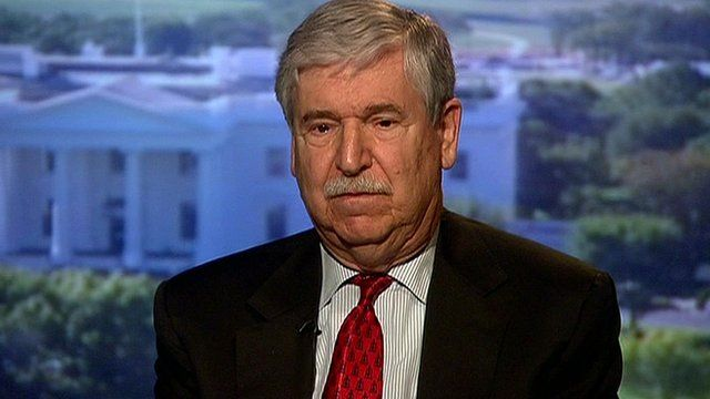 Former US deputy assistant secretary of state for Iran, John Limbert