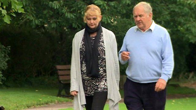 Melanie Hall's parents