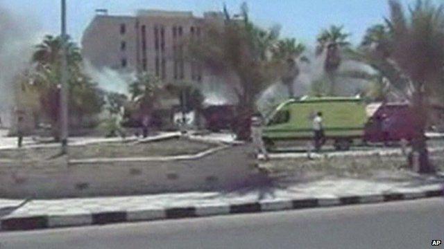 Attack in Sinai