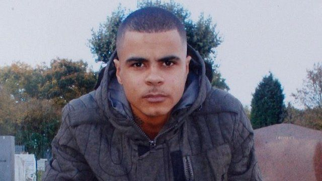 Mark Duggan whose shooting sparked riots in 2011