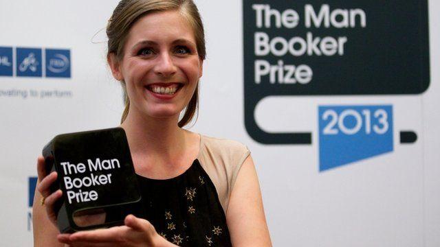 Eleanor Catton, Man Booker Prize winner