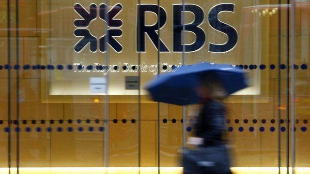 Royal Bank of Scotland emblem