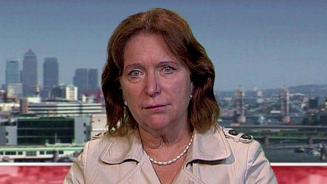 Angela Knight, Chief Executive Energy UK