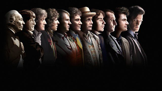 All 11 of the actors who have played Dr Who