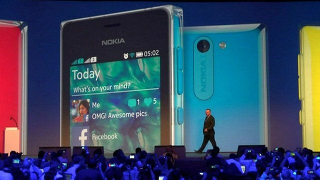 Nokia launch in Abu Dhabi
