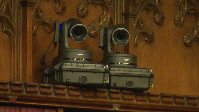 Cameras in the Court of Appeal