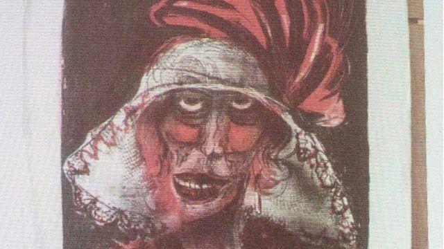 Otto Dix portrait