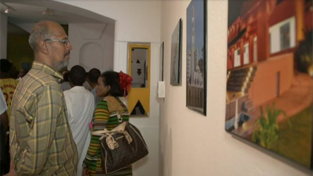 Sudan art exhibition