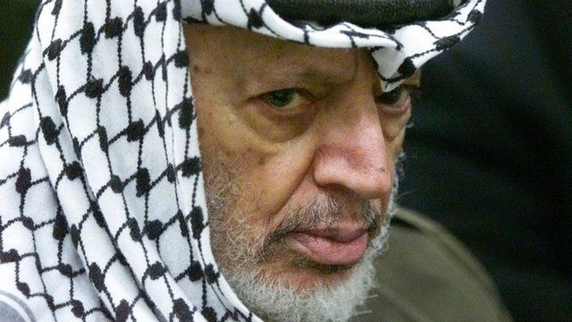 Yasser Arafat (2002)