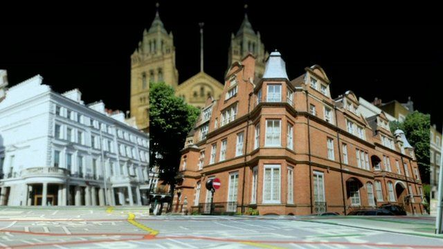 London graphic