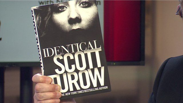 Cover of Identical by Scott Turow