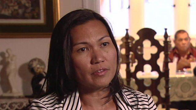 A Filipino-American