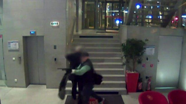 CCTV image of gunman