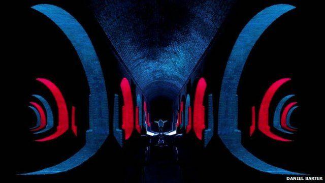 Image of underground reservoir
