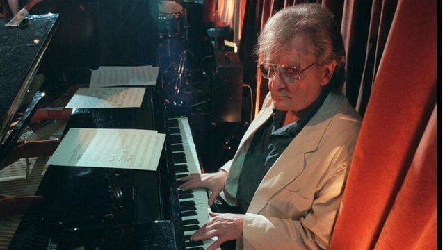 Stan Tracey in 1998