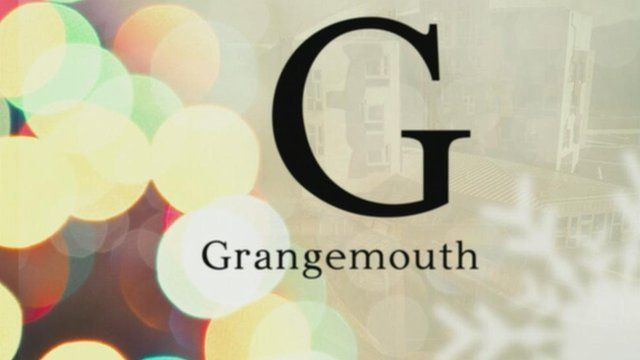 G for Grangemouth graphic