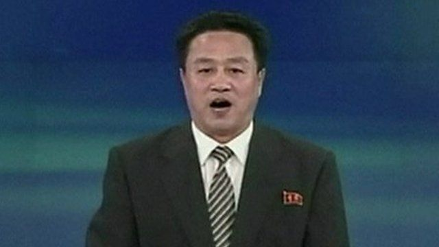 KRT newsreader