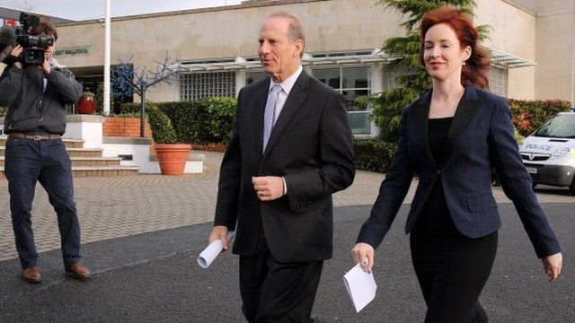 Richard Haass and Harvard professor Meghan O'Sullivan