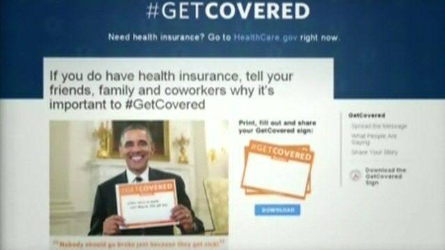 Obamacare advert