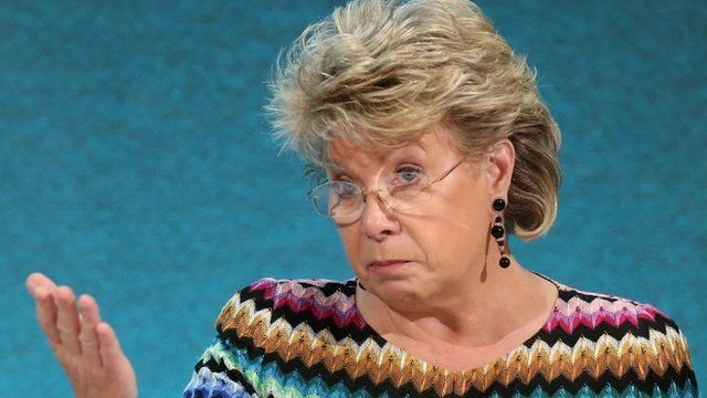Vice-President of the European Commission, Viviane Reding