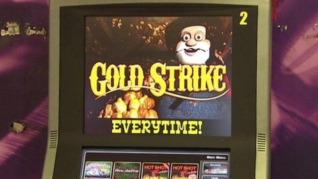 Fixed odds machine