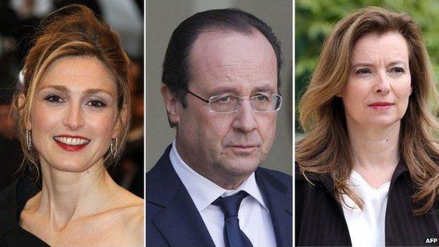 Gayet, Hollande, Trierweiler