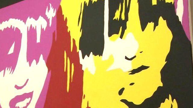 Mared Lenny's artwork