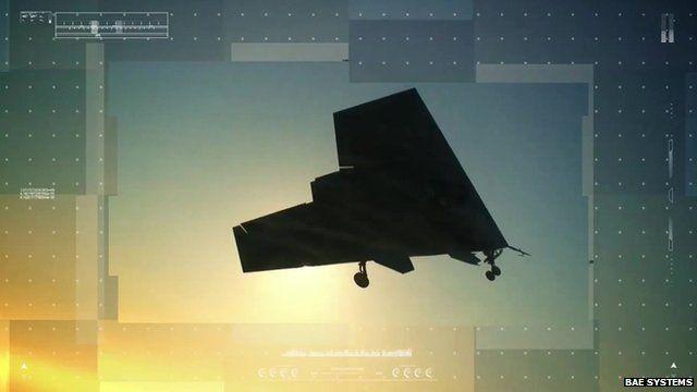 Taranis drone