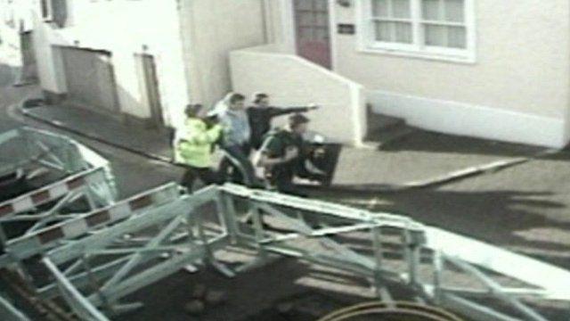 cctv footage of Steven Williams