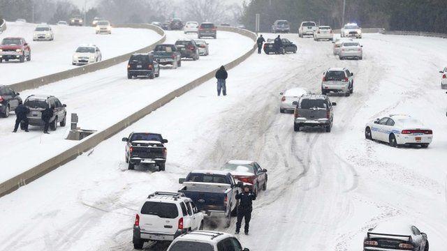 Cars in North Carolina