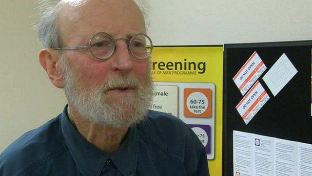 Brian O'Hanlon finished chemotherapy last year