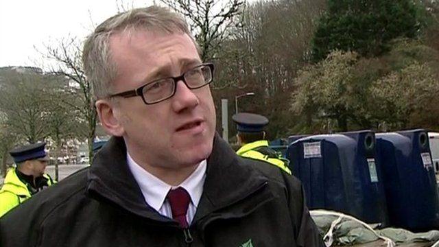 Councillor Alex Folkes