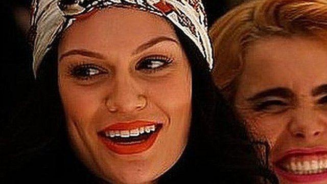 Jessie J and Paloma Faith