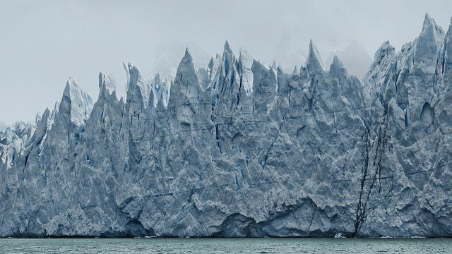 Patagonian ice field