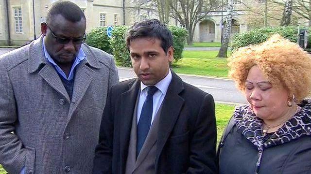 Naomi Oni's lawyer Mitesh Patel