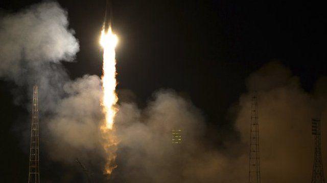 The Soyuz aircraft