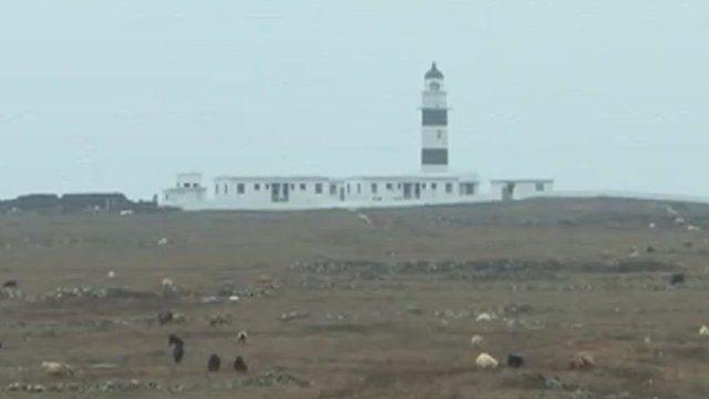 Dong Ji Island
