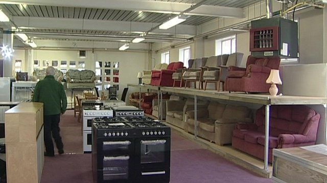 Household items rescued from going to landfill
