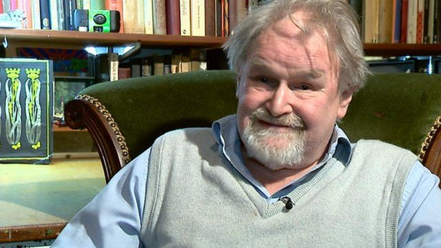 Alasdair Gray, author and artist